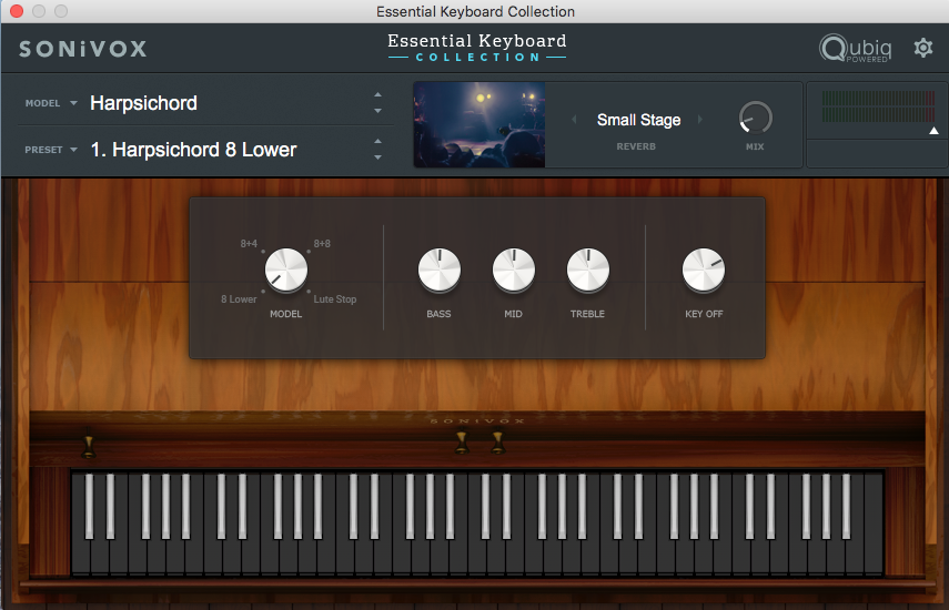 SONiVOX - Essential Keyboard Collection