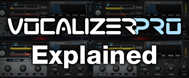 Vocalizer Pro Explained