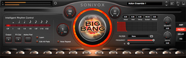 SONiVOX - Big Bang Cinematic Percussion 2 5